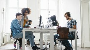 The Millennial Generation and New Working Models