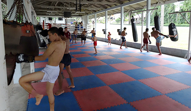 Taking Good Muay Thai Classes In Thailand Doesn't Require Much Money