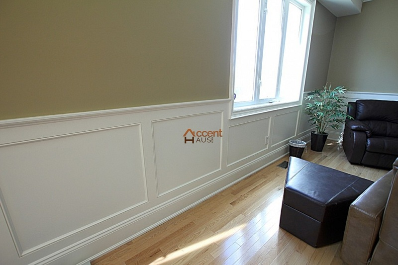 Luxurious Wainscoting And Wall Decorations For Your Home