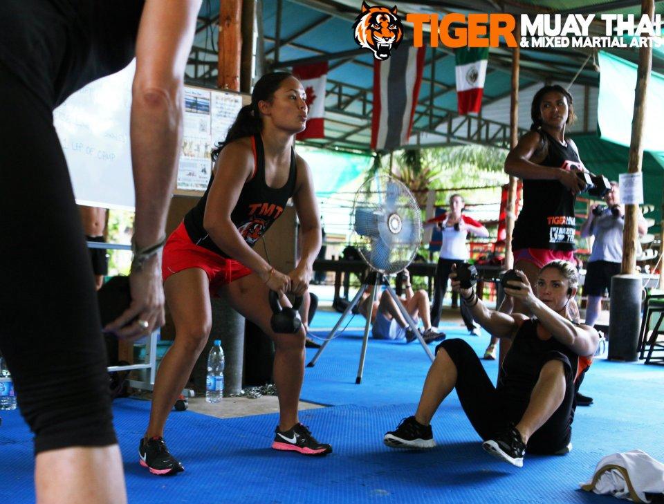Is Muay Thai Training Gym In Thailand Good For Women?