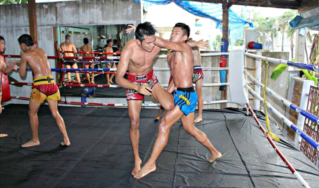 The Potential Of Online Market For Muay Thai Camp and Gym In Thailand Business