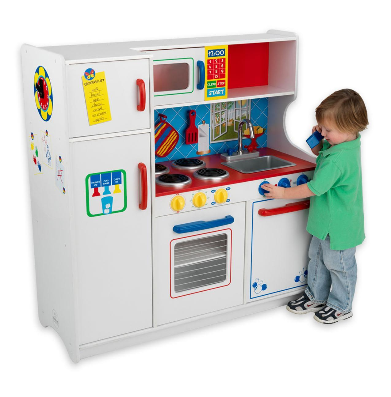 Step By Step Instructions To Choose A Pretend Play Kitchen