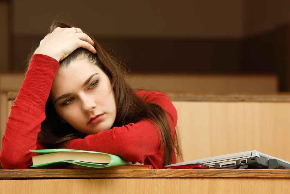 Fail in College Exam